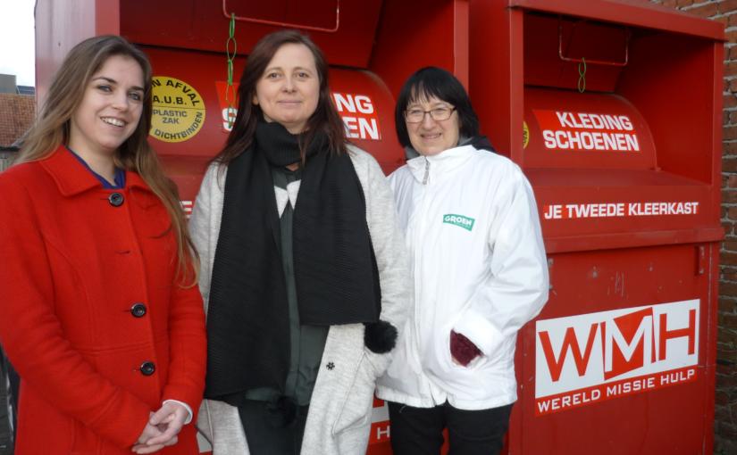 Kledingcontainers in Beernem (gemeenteraad januari 2018)